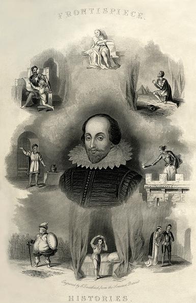 Elizabethan Style「William Shakespeare」:写真・画像(15)[壁紙.com]