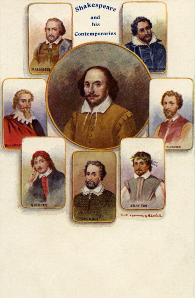 William Shakespeare「William Shakespeare and his contemporaries」:写真・画像(12)[壁紙.com]