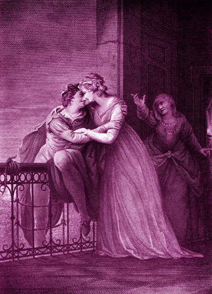 Elizabethan Style「William Shakespeare 's play Romeo and Juliet - Act III Scene V:」:写真・画像(16)[壁紙.com]