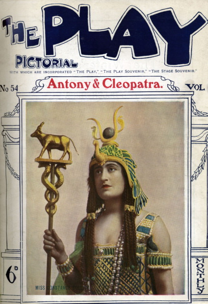 Elizabethan Style「William Shakespeare 's play Antony and Cleopatra」:写真・画像(5)[壁紙.com]