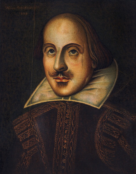 William Shakespeare「William Shakespeare - English author, playwright - portrait」:写真・画像(6)[壁紙.com]
