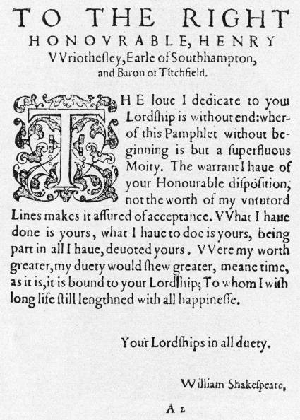 Elizabethan Style「William Shakespeare -」:写真・画像(13)[壁紙.com]