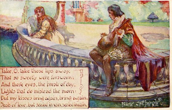 Elizabethan Style「William Shakespeare - Measure for Measure」:写真・画像(13)[壁紙.com]