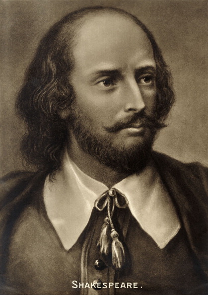 William Shakespeare「William Shakespeare, portrait. English playwright」:写真・画像(13)[壁紙.com]