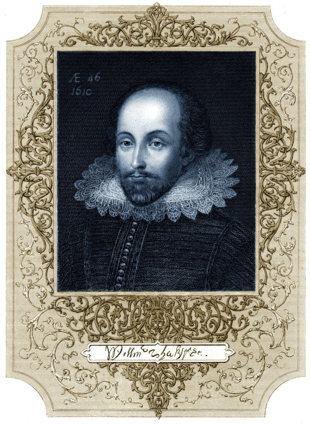 William Shakespeare「William Shakespeare portrait」:写真・画像(18)[壁紙.com]