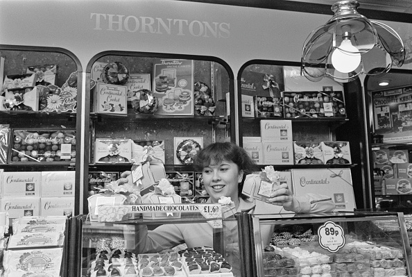 Candy Store「Thorntons Confectioners」:写真・画像(3)[壁紙.com]