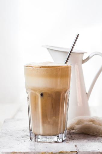 Hot Drink「Glas of Cafe Frappe」:スマホ壁紙(1)