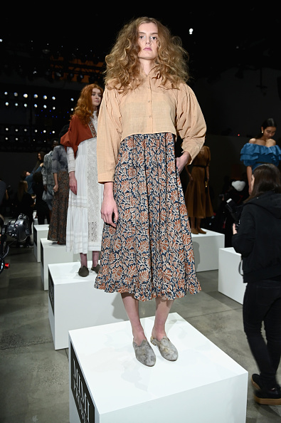 Gray Shoe「Fashion For Peace - Presentation- February 2019 - New York Fashion Week: The Shows」:写真・画像(4)[壁紙.com]