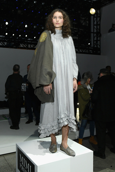 Gray Shoe「Fashion For Peace - Presentation- February 2019 - New York Fashion Week: The Shows」:写真・画像(5)[壁紙.com]