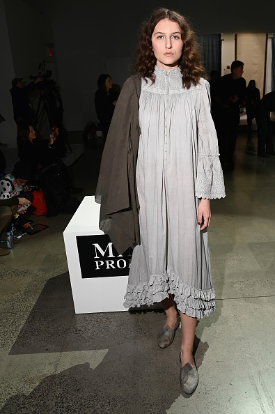 Gray Shoe「Fashion For Peace - Presentation- February 2019 - New York Fashion Week: The Shows」:写真・画像(6)[壁紙.com]