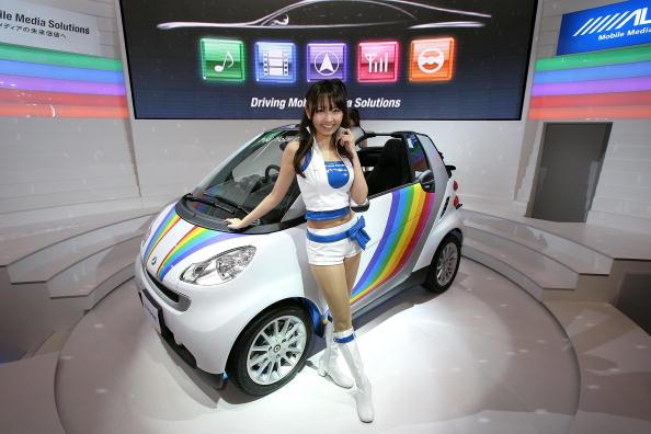 Tokyo Auto Salon「Tokyo Auto Salon 2009 Take Place In Chiba」:写真・画像(0)[壁紙.com]