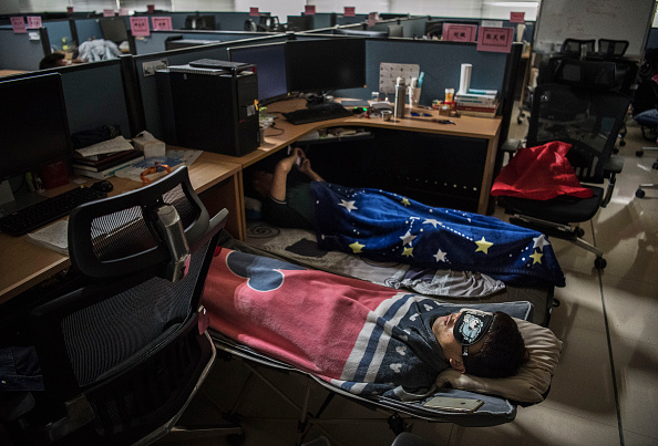 Sleeping「Inside Huawei, China's Tech Giant」:写真・画像(16)[壁紙.com]