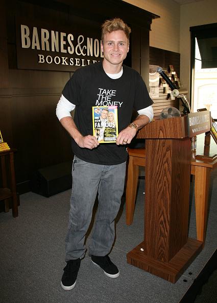 "Spencer Platt「Heidi Montag And Spencer Pratt Book Signing For ""How To Be Famous""」:写真・画像(5)[壁紙.com]"