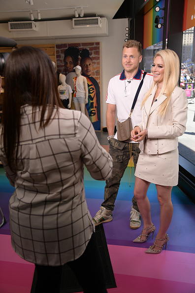 "Spencer Platt「Cast Of ""The Hills"" Visits ""Extra""」:写真・画像(4)[壁紙.com]"