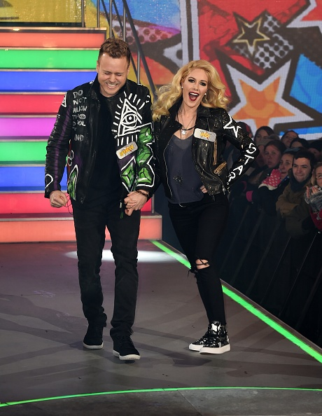 Spencer Platt「Celebrity Big Brother - Contestants Enter The House」:写真・画像(15)[壁紙.com]