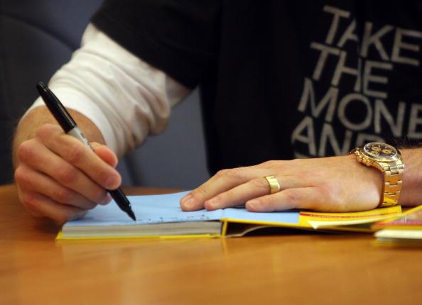 "Spencer Platt「Heidi Montag And Spencer Pratt Book Signing For ""How To Be Famous""」:写真・画像(1)[壁紙.com]"
