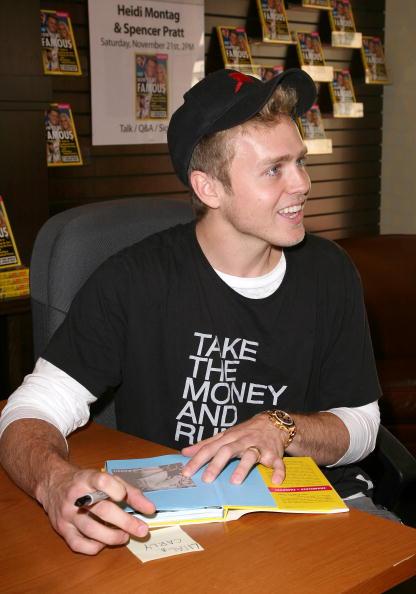 "Spencer Platt「Heidi Montag And Spencer Pratt Book Signing For ""How To Be Famous""」:写真・画像(8)[壁紙.com]"
