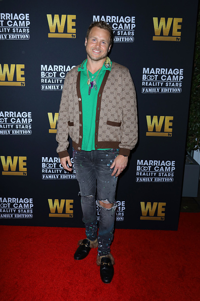 "Spencer Platt「WE tv Celebrates The Premiere Of ""Marriage Boot Camp""」:写真・画像(11)[壁紙.com]"
