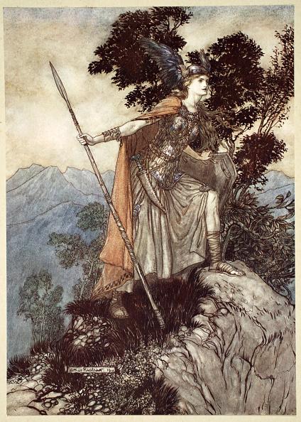 God「Brunnhilde' 1910」:写真・画像(10)[壁紙.com]