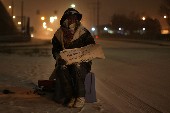 Homelessness「Fate Of Detroit's Auto Manufacturers In Question, As Bailout Hangs In Limbo」:写真・画像(15)[壁紙.com]