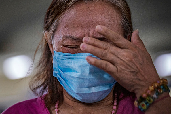 Homelessness「Filipinos Mark The Holy Week Amid The Coronavirus Outbreak」:写真・画像(9)[壁紙.com]