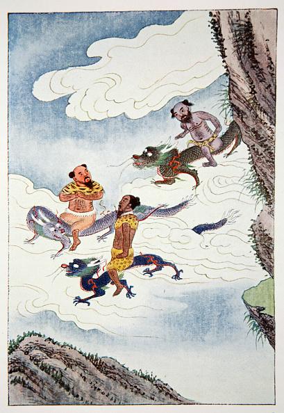 雲「Dragon Gods 1922」:写真・画像(10)[壁紙.com]