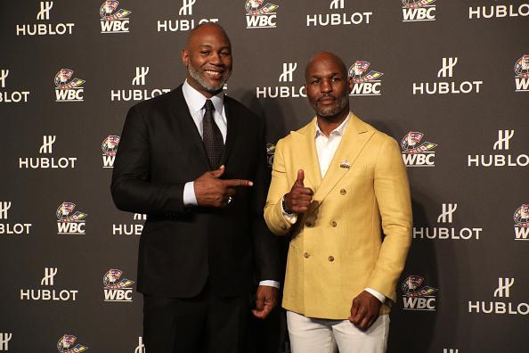 "Bernard Hopkins「Hublot x WBC ""Night of Champions"" Gala」:写真・画像(6)[壁紙.com]"