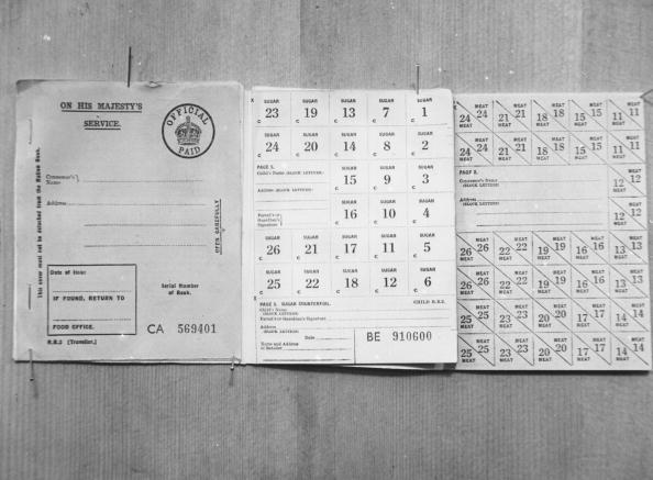 Document「Ration Cards」:写真・画像(9)[壁紙.com]