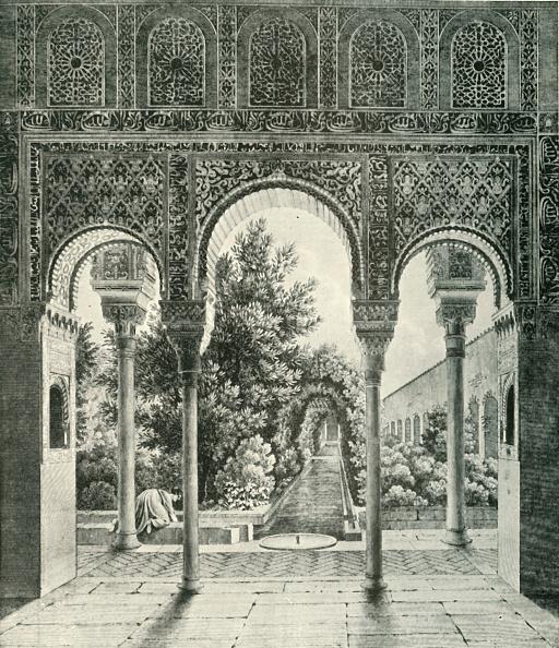 Outdoors「Garden Of The Generalife」:写真・画像(16)[壁紙.com]