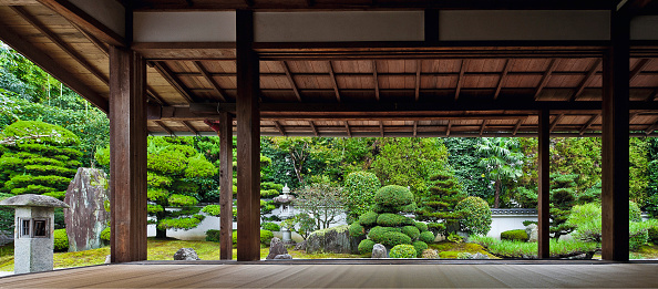 京都府「Garden Of Reiun-In Temple」:写真・画像(12)[壁紙.com]