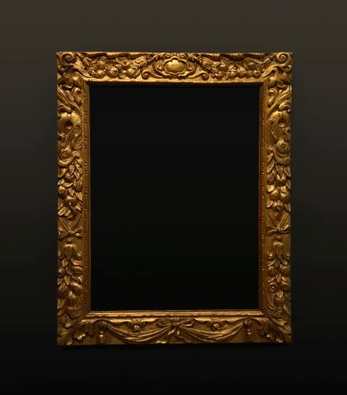黒「フレームの壁-ギャラリー」:スマホ壁紙(9)