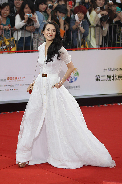 Gold Purse「2nd Beijing International Film Festival - Opening Ceremony」:写真・画像(8)[壁紙.com]