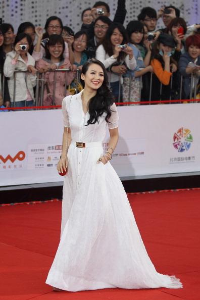 Gold Purse「2nd Beijing International Film Festival - Opening Ceremony」:写真・画像(15)[壁紙.com]