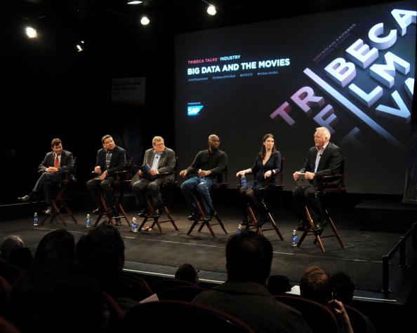Big Data「Tribeca Talks: Big Data And The Movies - 2013 Tribeca Film Festival」:写真・画像(1)[壁紙.com]