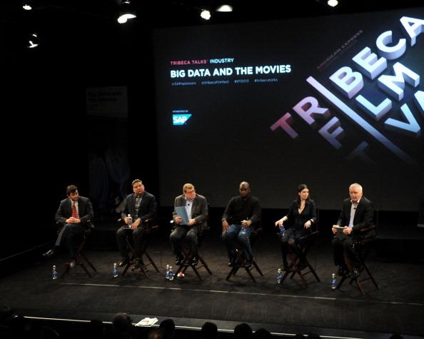 Big Data「Tribeca Talks: Big Data And The Movies - 2013 Tribeca Film Festival」:写真・画像(17)[壁紙.com]