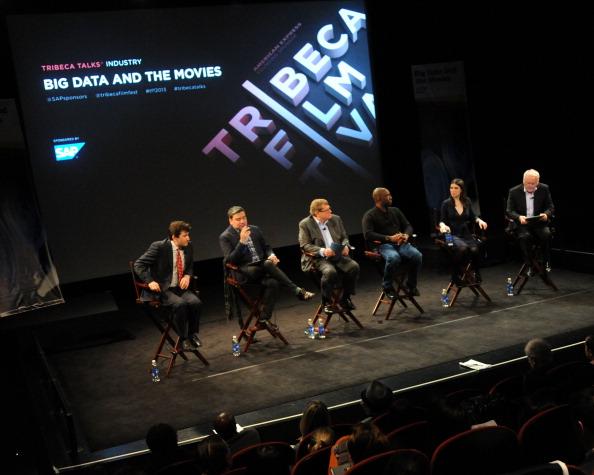 Big Data「Tribeca Talks: Big Data And The Movies - 2013 Tribeca Film Festival」:写真・画像(14)[壁紙.com]