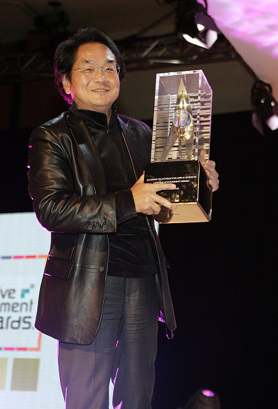 日本人のみ「11th Annual Interactive Achievement Awards - Show」:写真・画像(7)[壁紙.com]