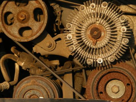 Belt「Rusty Engine」:スマホ壁紙(10)