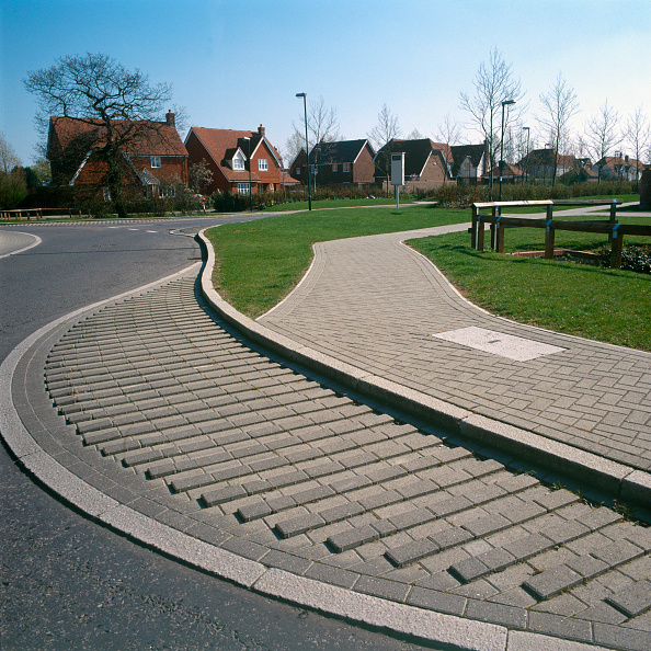 Road Marking「Road design including safety feature」:写真・画像(19)[壁紙.com]
