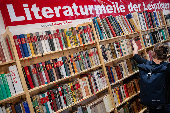 訪問「2019 Leipzig Book Fair」:写真・画像(10)[壁紙.com]
