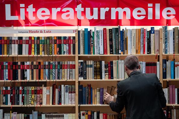 訪問「2019 Leipzig Book Fair」:写真・画像(11)[壁紙.com]