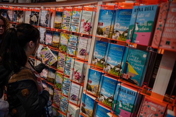 訪問「2019 Leipzig Book Fair」:写真・画像(14)[壁紙.com]