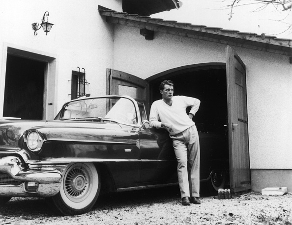 俳優「Richard Burton With Cadillac」:写真・画像(14)[壁紙.com]