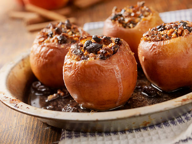 Baked Apples:スマホ壁紙(壁紙.com)