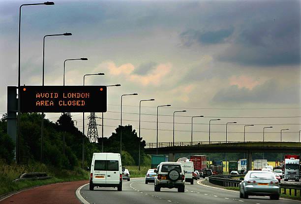 Transport Blasts Bring Central London To A Halt:ニュース(壁紙.com)