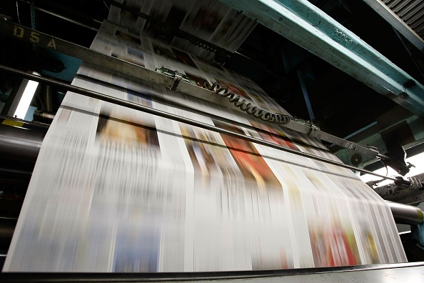 Paper「Dwindling Newspaper Sales Echo Through Economy」:写真・画像(4)[壁紙.com]