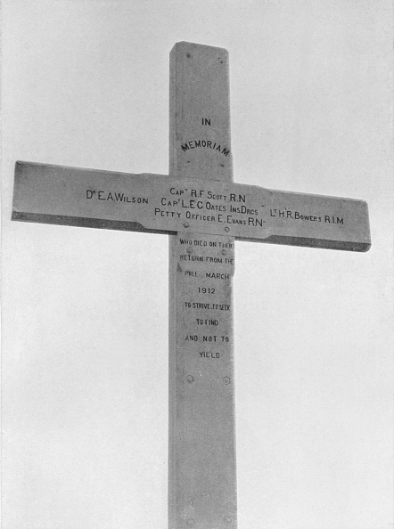 Ski Pole「Memorial Cross Erected At Observation Hill To The Southern Party」:写真・画像(6)[壁紙.com]