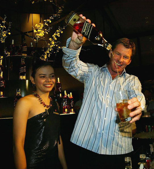 Golf Tournament「Johnnie Walker Classic: Golfers Behind The Bar」:写真・画像(14)[壁紙.com]