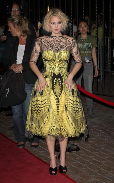 "Alexander McQueen - Designer Label「""Whip It"" Screening - 2009 Toronto International Film Festival」:写真・画像(10)[壁紙.com]"