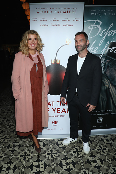 """Paprika「""""That Time Of Year"""" And """"Before The Frost"""" TIFF World Premiere Celebration」:写真・画像(19)[壁紙.com]"""